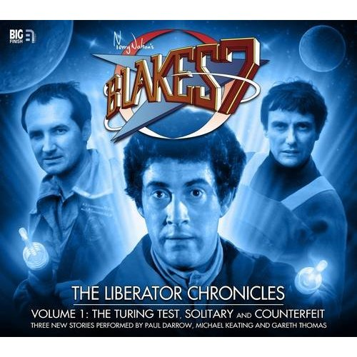 The Liberator Chronicles Vol 1.